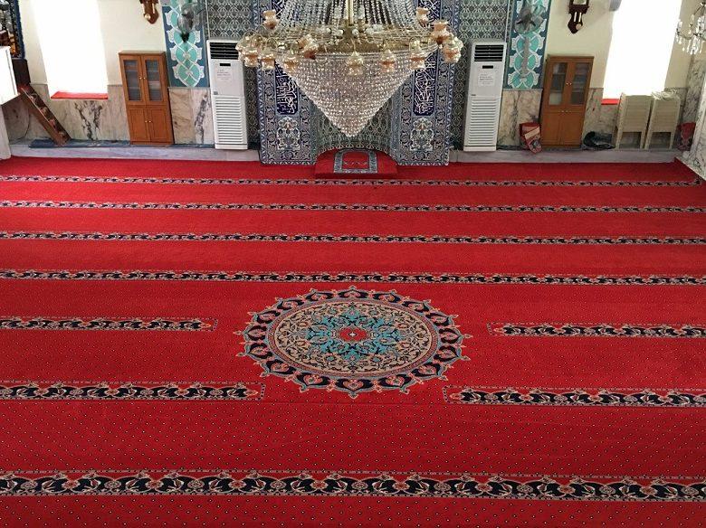 Uygun ve Kaliteli Cami Halısı